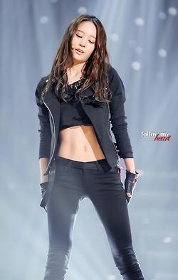Krystal Jung Abs krystal jung | ...